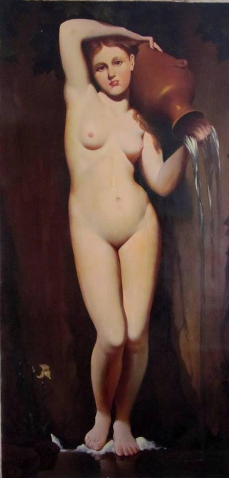 Ingres-la sorgente-1856