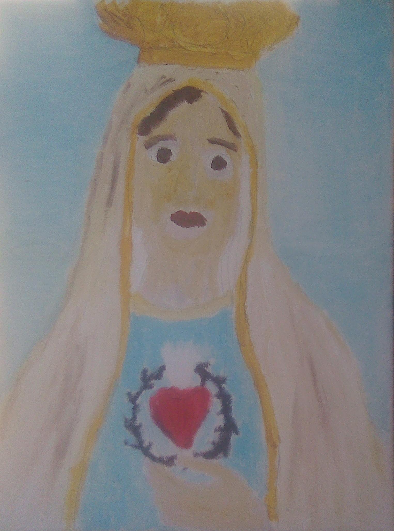 La beata Vergine